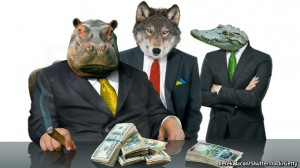Crony capitalism 2